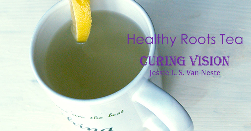 Healthy Roots Tea for the Alkaline Diet