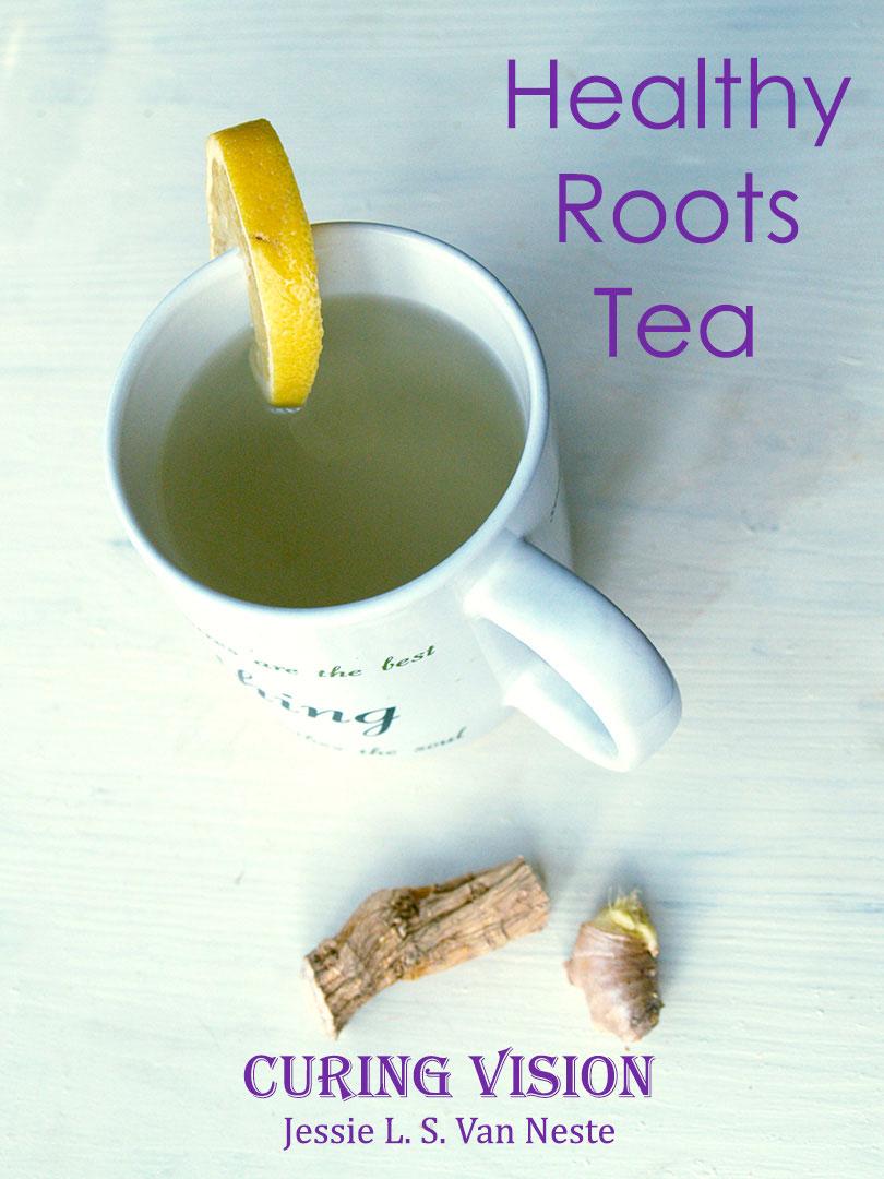 Healthy Roots Tea for the Alkaline Diet