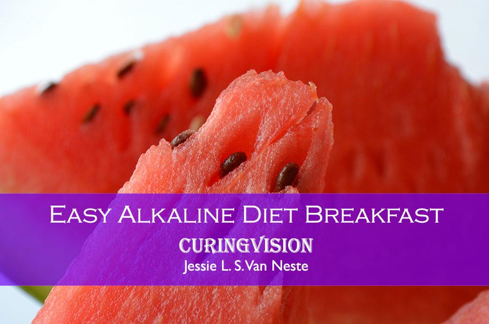 Easy-Alkaline-Diet-Breakfast