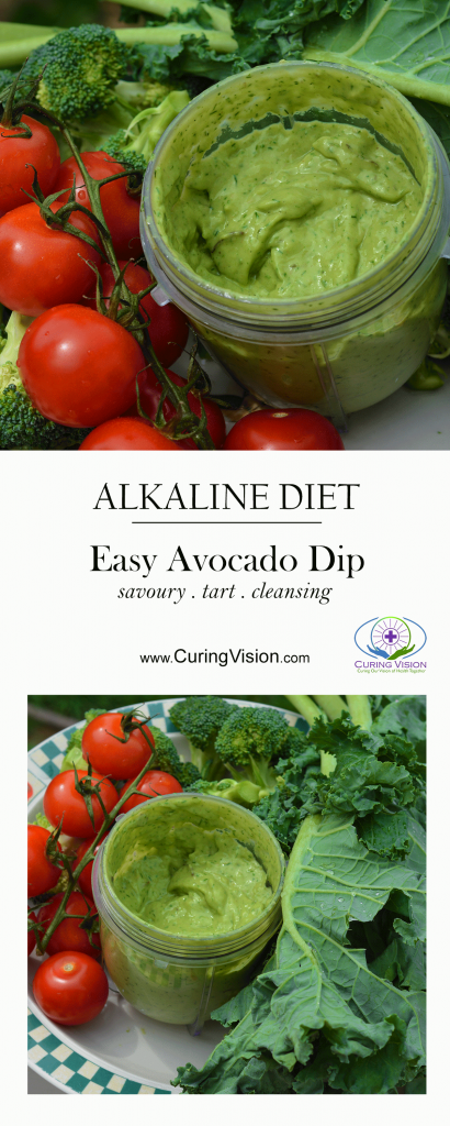 Easy Healthy Lunch for Alkaline Diet, Paleo, AIP Diet, Wahls Protocol, and Raw Vegan Diet
