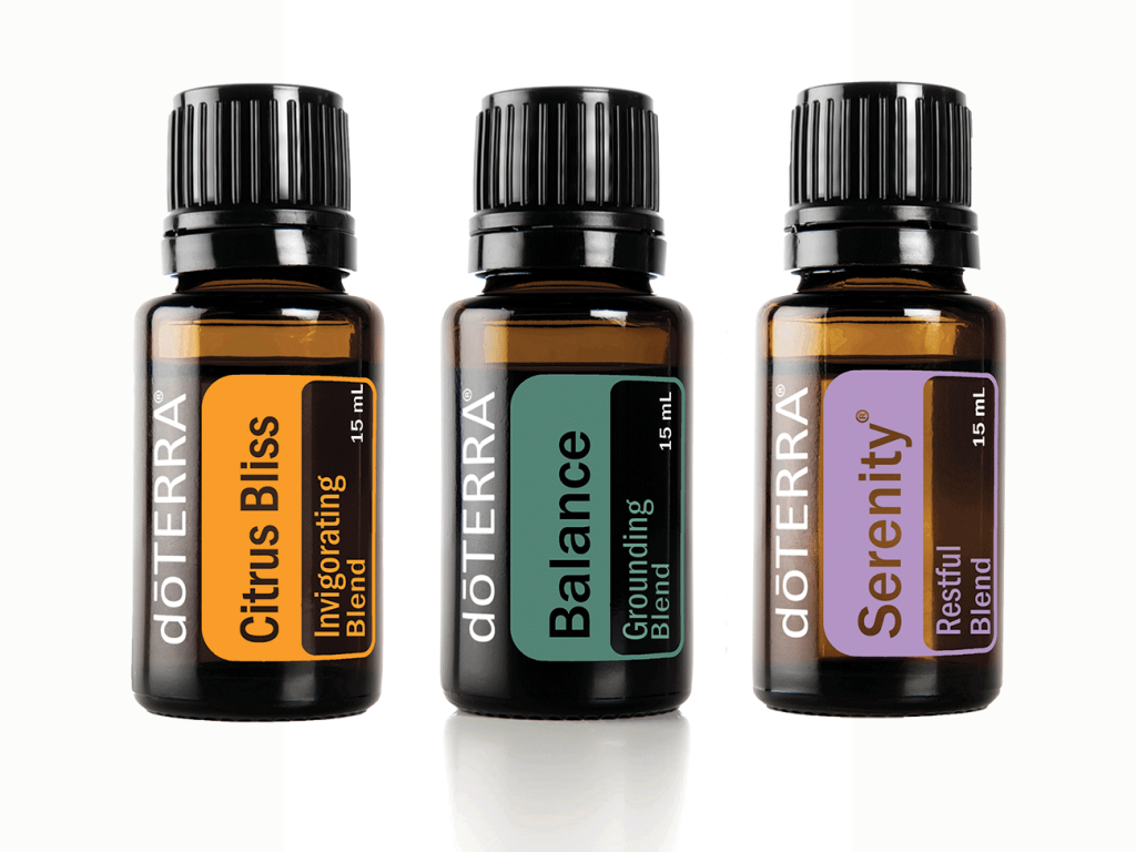 6 Free Essential Oils Curing Vision doTERRA October 2017 Promotion