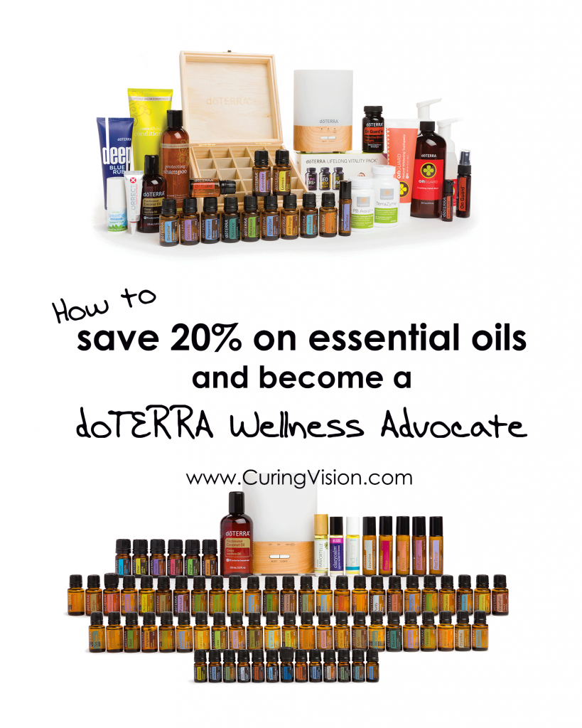 How to save 20% off promotion on enrollment kits and become a doTERRA Wellness Advocate