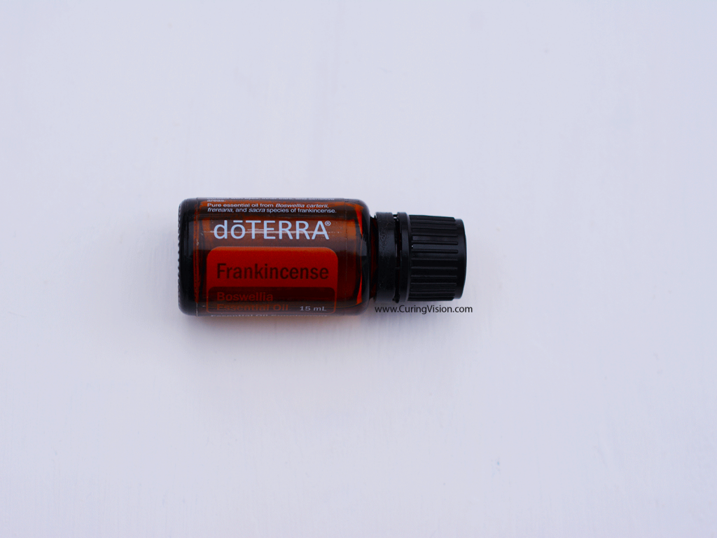 Frankincense Essential Oil: Do you wonder how to use frankincense essential oil and where to purchase it from? In this post I explain the benefits and uses of frankincense as well as how to receive it for free with purchase. -CuringVision.com