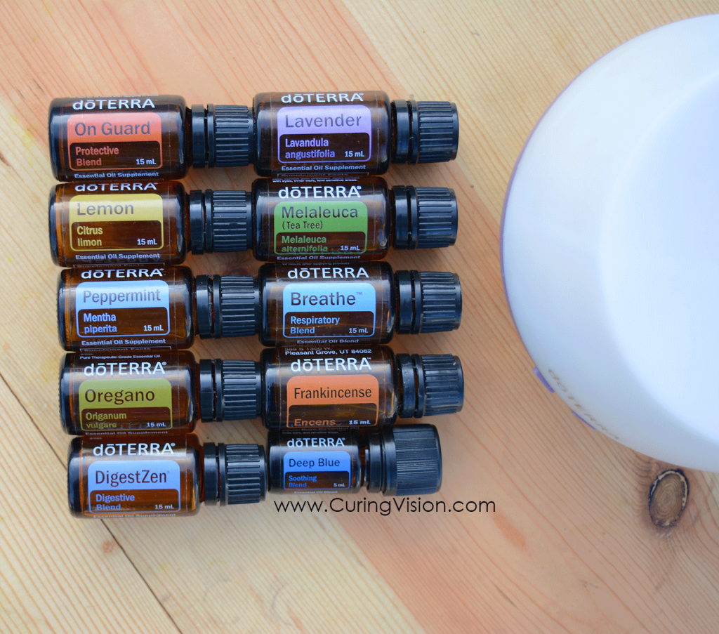 doTERRA Home Essentials Kit contains the To 10 most frequently used essential oils to support health and wellness for your body and home. Click to learn how to use these oils and how to order with a 25% discount. www.CuringVision.com