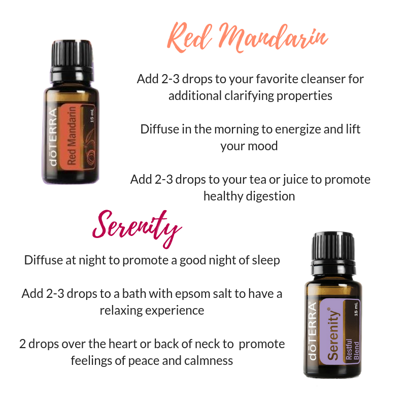 January 2019 doTERRA Promotion Sale for New Enrollee. Save 10% on Slim & Sassy, new enrolles get a Free Red Mandarin and Serenity blend when placing a 200pv order. Click to learn how to also save 25% with your doTERRA membership.