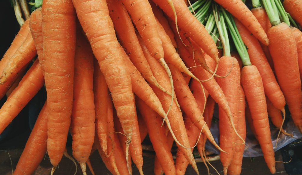 Alkaline Diet Peek-a-boo Carrot Juice Recipe from CuringVision.com